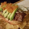 taco burger dog