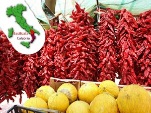 Basilicata and Calabria - a worthwhile destination for pepper lovers