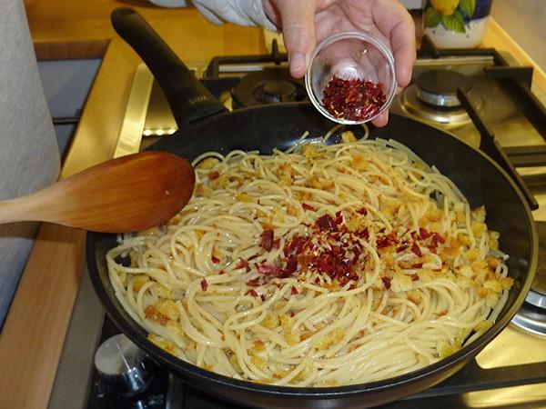 spaghetti chrusch