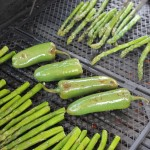 grilled asparagus and peppers recipe
