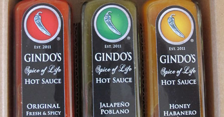 gindo's sauce review