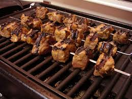 lamb brochettes recipe
