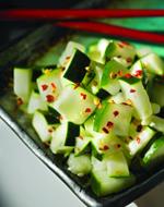 japanese cucumber salsa recipe