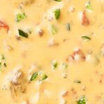 green chile con queso recipe