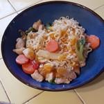 coronavirus habanero stir fry recipe