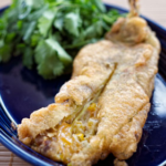 corn rellenos recipe