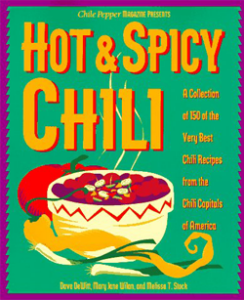 hot and spicy chili