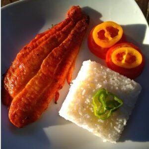 Pescado Tikin Xik recipe