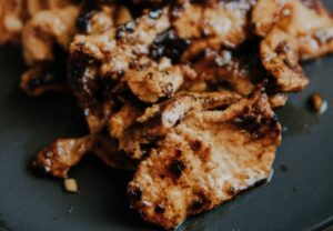 roasted pork piri piri