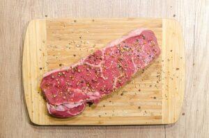 sirloin pepper steak recipe