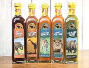 african dream foods sauces