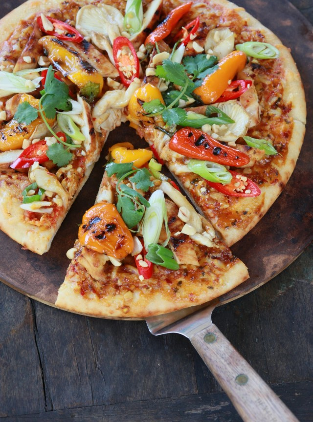 byron bay chilli co pizza