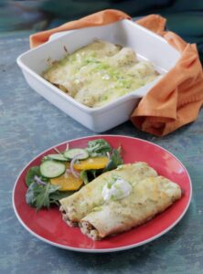 byron bay chilli co chicken enchilada recipe