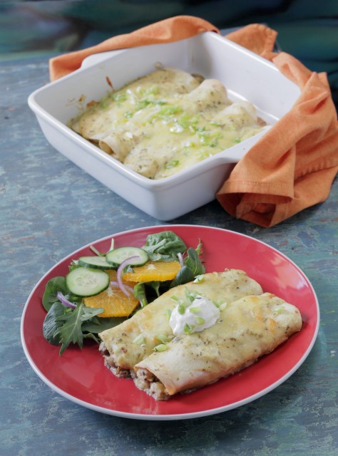 byron bay chilli co chicken enchilada recipe