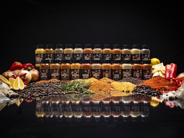 pit boss new spices