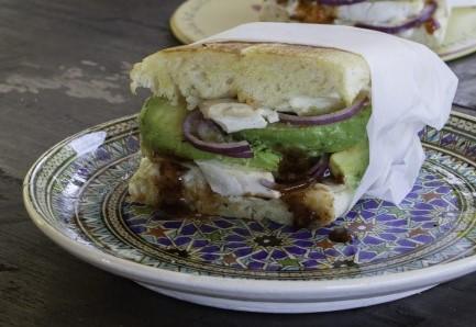 spicy chicken sandwich recipe