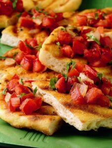 weber grilled pizza bread recipe