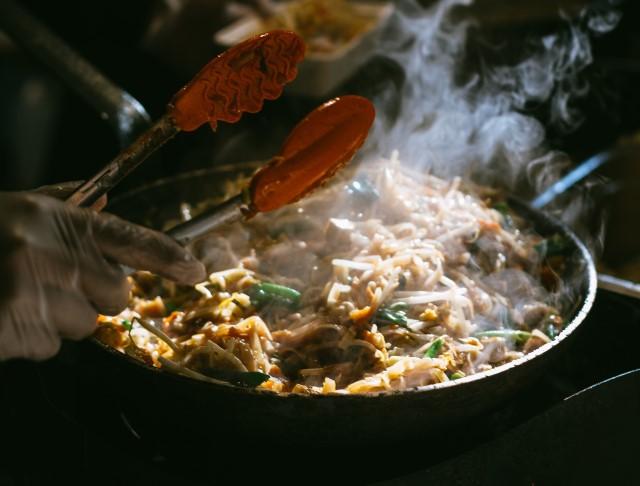 spicy crab stir fry