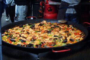 andalusian mixed seafood
